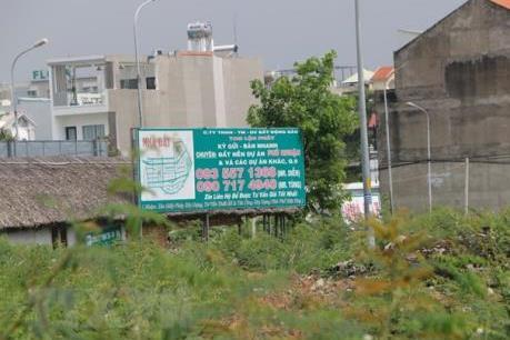 Tp. Hồ Chí Minh đầu tư xây dựng và mua lại 40.570 căn hộ, nền đất