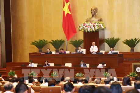 Kỳ họp thứ 5, Quốc hội khóa XIV: Công khai, minh bạch trong tổ chức và hoạt động