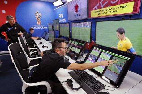 World Cup 2018:Công nghệ thông minh đồng hành cùng World Cup 2018