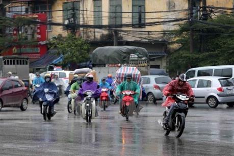 Dự báo thời tiết từ 14 đến 16/6 có mưa lớn diện rộng