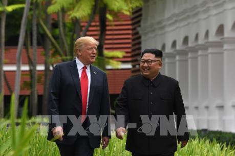 Hội nghị thượng đỉnh Mỹ-Triều Tiên: Nhà lãnh đạo Kim Jong-un đã về đến Bình Nhưỡng