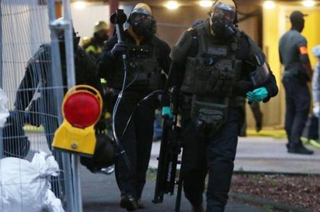 Đức bắt giữ nghi phạm âm mưu tấn công bằng chất độc