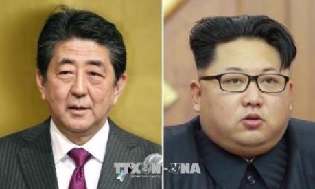 Nhật Bản đang xúc tiến cuộc gặp thượng đỉnh Nhật-Triều