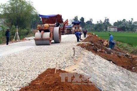 Phú Thọ đặt mục tiêu có hơn 100 xã cơ bản đạt chuẩn nông thôn mới