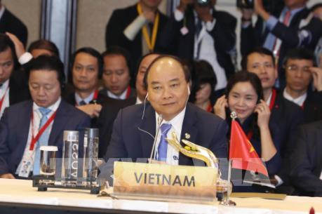Thủ tướng Nguyễn Xuân Phúc đề xuất một số giải pháp nâng cao hiệu quả của hợp tác ACMECS