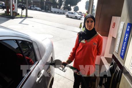 Ai Cập tăng mạnh giá xăng
