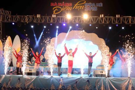 """Khai mạc chương trình """"Đà Nẵng – Điểm hẹn mùa hè 2018"""""""