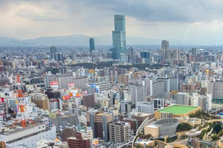 Động đất mạnh ở miền Tây Nhật Bản