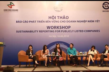 Báo cáo Phát triển bền vững cho doanh nghiệp niêm yết tại Việt Nam