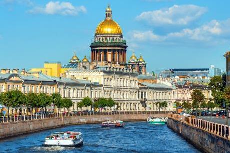 Nga – điểm đến lãng mạn như khúc tình ca