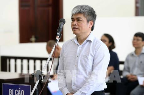 Vụ PVN góp vốn 800 tỷ đồng vào OceanBank: Bị cáo Nguyễn Xuân Sơn xin rút kháng cáo