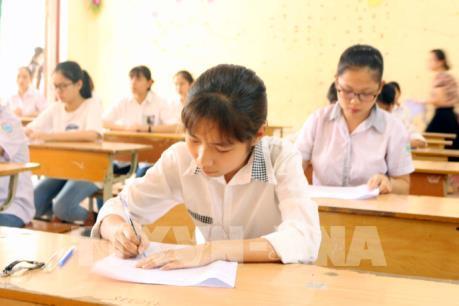 Hướng dẫn cách tra cứu điểm thi vào lớp 10 ở Hà Tĩnh
