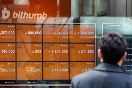 Sàn giao dịch tiền ảo lớn nhất Hàn Quốc bị tin tặc tấn công