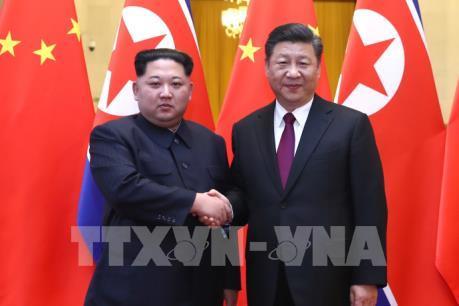 Hàn Quốc hoan nghênh kết quả cuộc gặp thượng đỉnh Trung-Triều