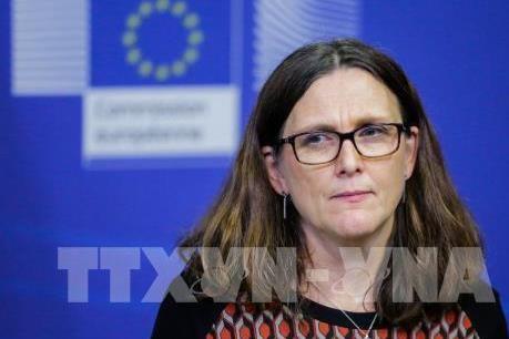 EU sẽ áp thuế trả đũa hàng hóa nhập khẩu từ Mỹ từ ngày 22/6