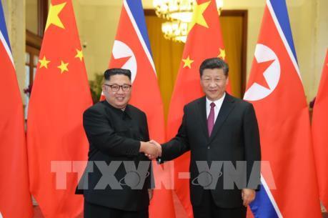 Theo dòng thời sự: Liên minh đặc biệt Trung - Triều