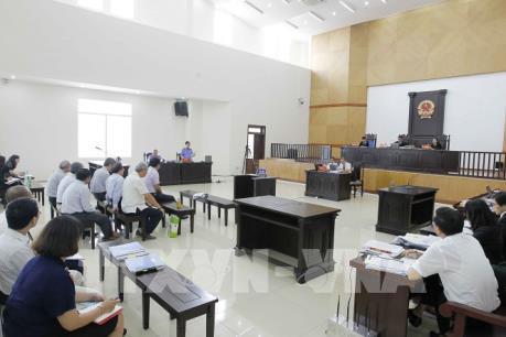 Tiếp tục xét xử phúc thẩm vụ án PVN góp vốn vào Oceanbank