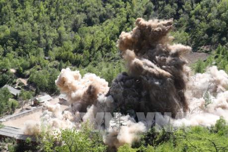 Nhật Bản đề xuất cử đoàn chuyên gia tới hỗ trợ Triều Tiên dỡ bỏ các cơ sở hạt nhân