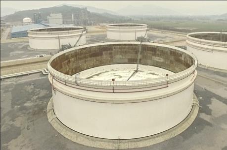 """Doanh nghiệp """"nội"""" đầu tiên gia công và lắp đặt bồn chứa LNG"""