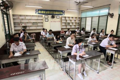 Gợi ý giải đề thi môn Ngữ văn kỳ thi THPT Quốc gia 2018