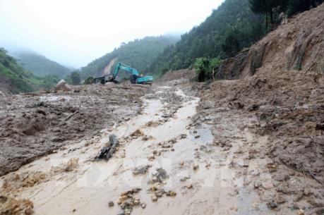 Đã có 19 người chết, 11 người mất tích do mưa lũ, thiệt hại ước tính trên 443 tỷ đồng
