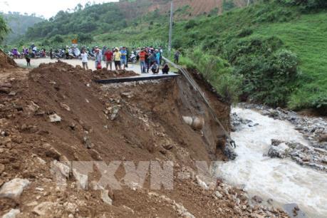 Lai Châu: Tiếp tục thiệt hại  về người và tài sản do mưa lũ