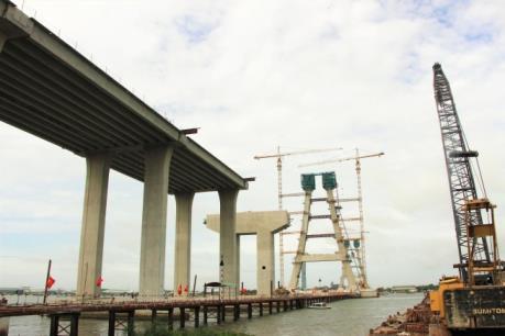 Đầu tư hơn 5.100 tỷ đồng xây dựng cầu Mỹ Thuận 2 nối Tiền Giang-Vĩnh Long