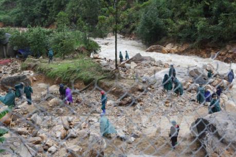 Lai Châu: 14 người chết, 11 người mất tích do mưa lũ