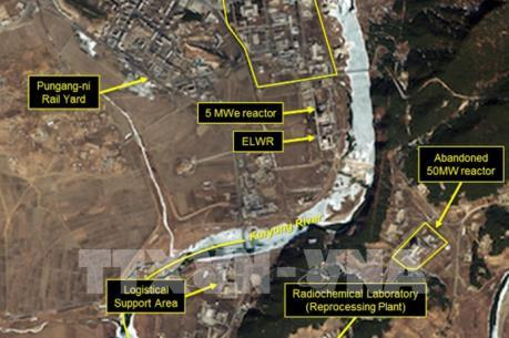 Triều Tiên đẩy mạnh nâng cấp cơ sở hạt nhân Yongbyon