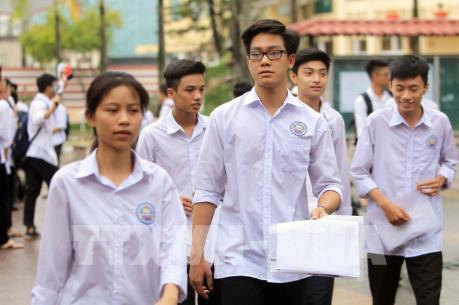 Công bố phương thức tuyển sinh đại học hệ chính quy năm 2019 của một số trường