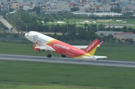 Vì sao máy bay Vietjet Air đi Tp. Hồ Chí Minh lại phải hạ khẩn cấp ở Đà Nẵng?