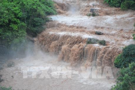 Đã tìm thấy thi thể nạn nhân bị lũ cuốn trôi tại Điện Biên
