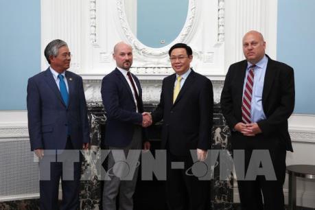 Các doanh nghiệp Hoa Kỳ mong muốn tăng cường kinh doanh, đầu tư tại Việt Nam