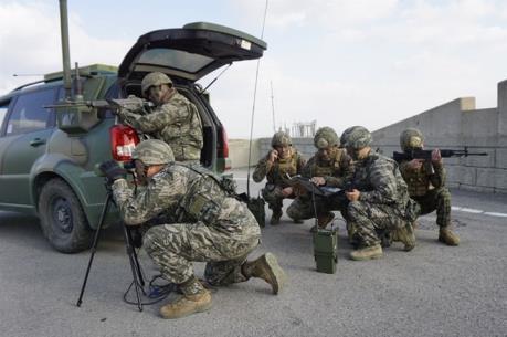 Mỹ, Hàn Quốc vẫn bất đồng về chia sẻ chi phí quân sự