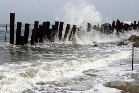 Đề phòng gió mạnh và sóng lớn trên vịnh Bắc Bộ