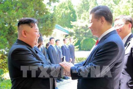Nhà lãnh đạo Triều Tiên đề nghị Trung Quốc giúp dỡ bỏ các lệnh trừng phạt