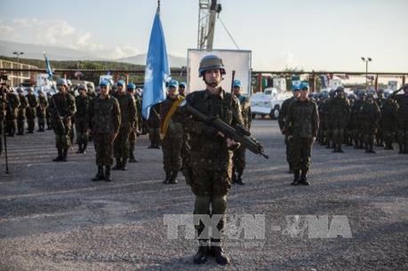 LHQ giảm ngân sách cho hoạt động của lực lượng gìn giữ hòa bình