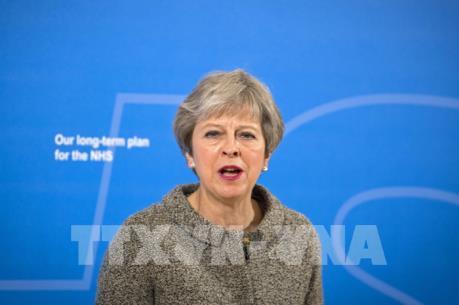 Thủ tướng May cảnh báo khả năng Quốc hội Anh bác bỏ thỏa thuận Brexit