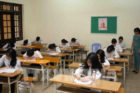 Đề thi Tiếng anh lớp 10 Hà Nội. Đáp án Tiếng anh lớp 10 Hà Nội