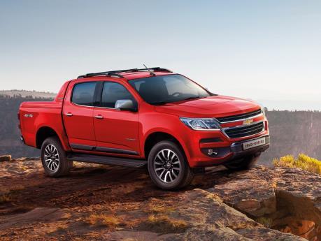 Chevrolet Colorado phiên bản và động cơ mới về Việt Nam có giá từ 624 triệu đồng