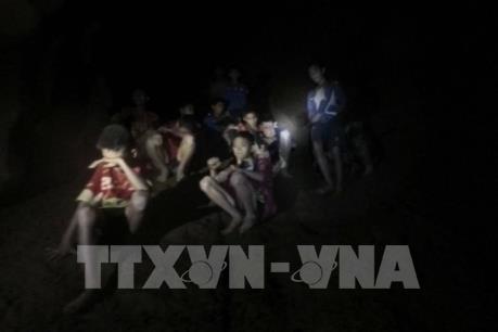 Các phương án giải cứu đội bóng mắc kẹt trong hang Tham Luang của Thái Lan