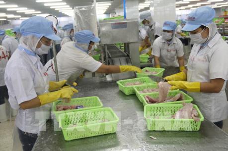 Xuất khẩu thủy sản tăng trưởng mạnh
