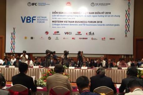 Thúc đẩy liên kết giữa doanh nghiệp trong nước và nước ngoài