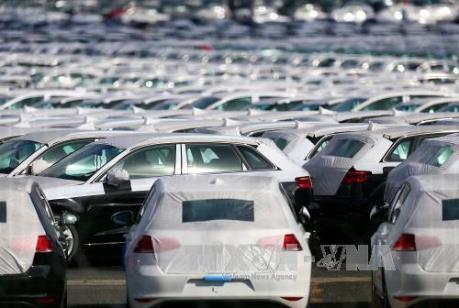 Doanh số bán ô tô mới tại Brazil tăng gần 13%
