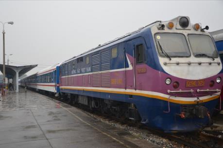 Chuẩn bị đưa đoàn tàu chất lượng cao vào phục vụ tuyến Hà Nội – Đà Nẵng