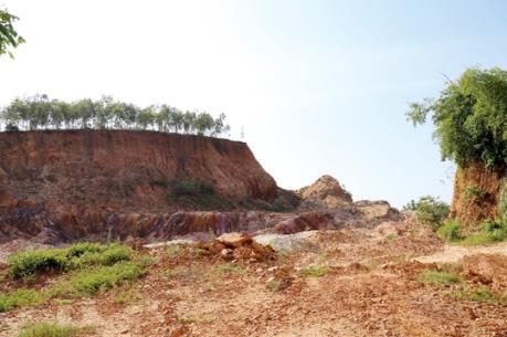 Phú Thọ: Cần làm rõ việc khai thác khoáng sản của Công ty Tân Ngọc Minh