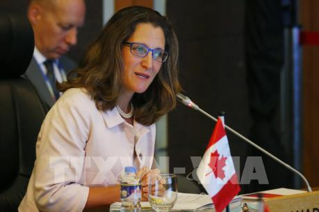 Canada hối thúc các nước nối lại đàm phán sửa đổi NAFTA