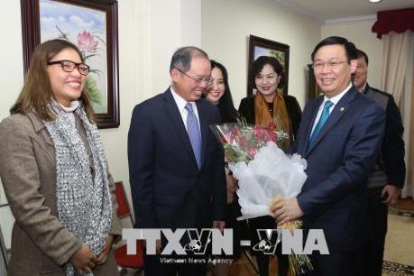 Việt Nam và Chile thúc đẩy hợp tác thương mại và đầu tư song phương