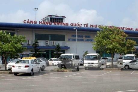Trong quý II, khởi công Dự án mở rộng Cảng hàng không quốc tế Phú Bài