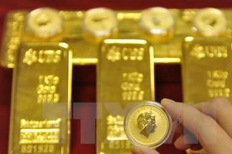 Giá vàng tăng lên mức cao nhất trong hơn một tuần